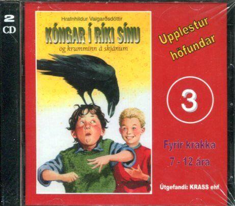 Kóngar í ríki sínu 3 - CD