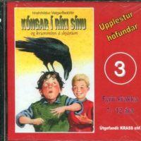 Kóngar í ríki sínu og krumminn á skjánum - CD