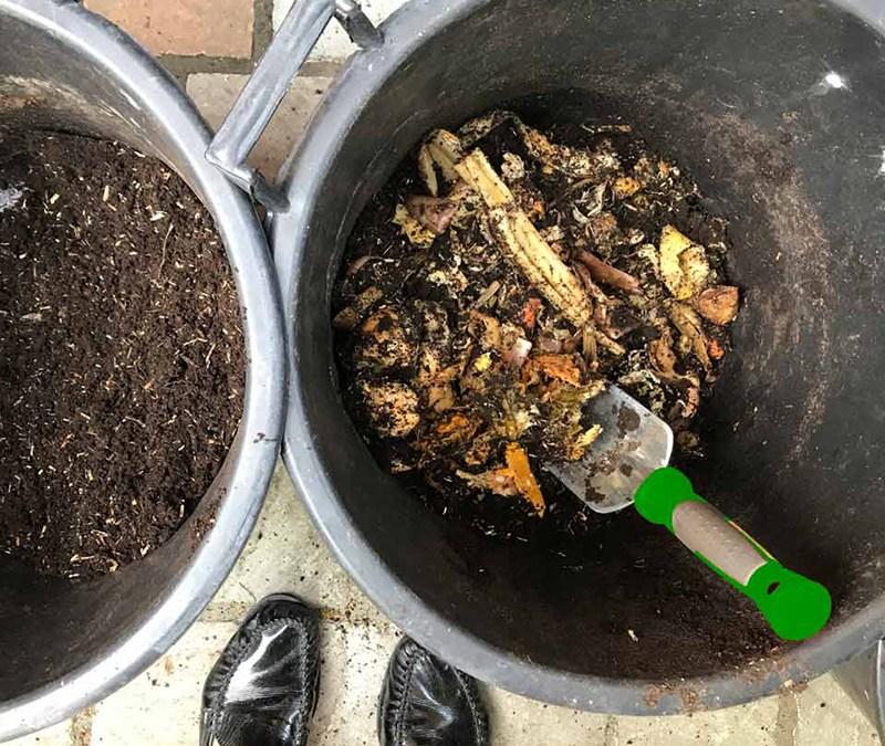 Répare la Terre avec le BokashiCompost