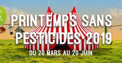 Printemps sans Pesticides