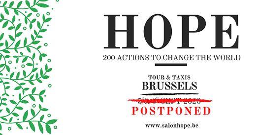 Stand – Salon HOPE