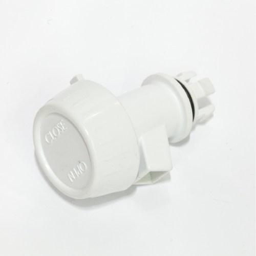 robinet blanc pour seau à bokashi organko 1