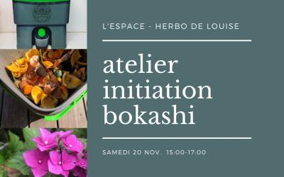 Atelier Initiation Bokashi