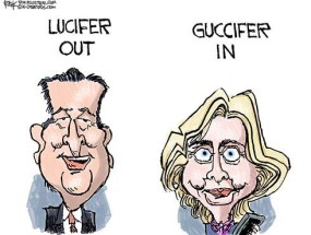Image result for guccifer equals lucifer