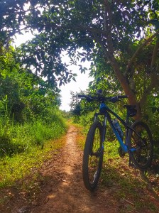 First time to ride the Roxas Loop again after such a looooong time!