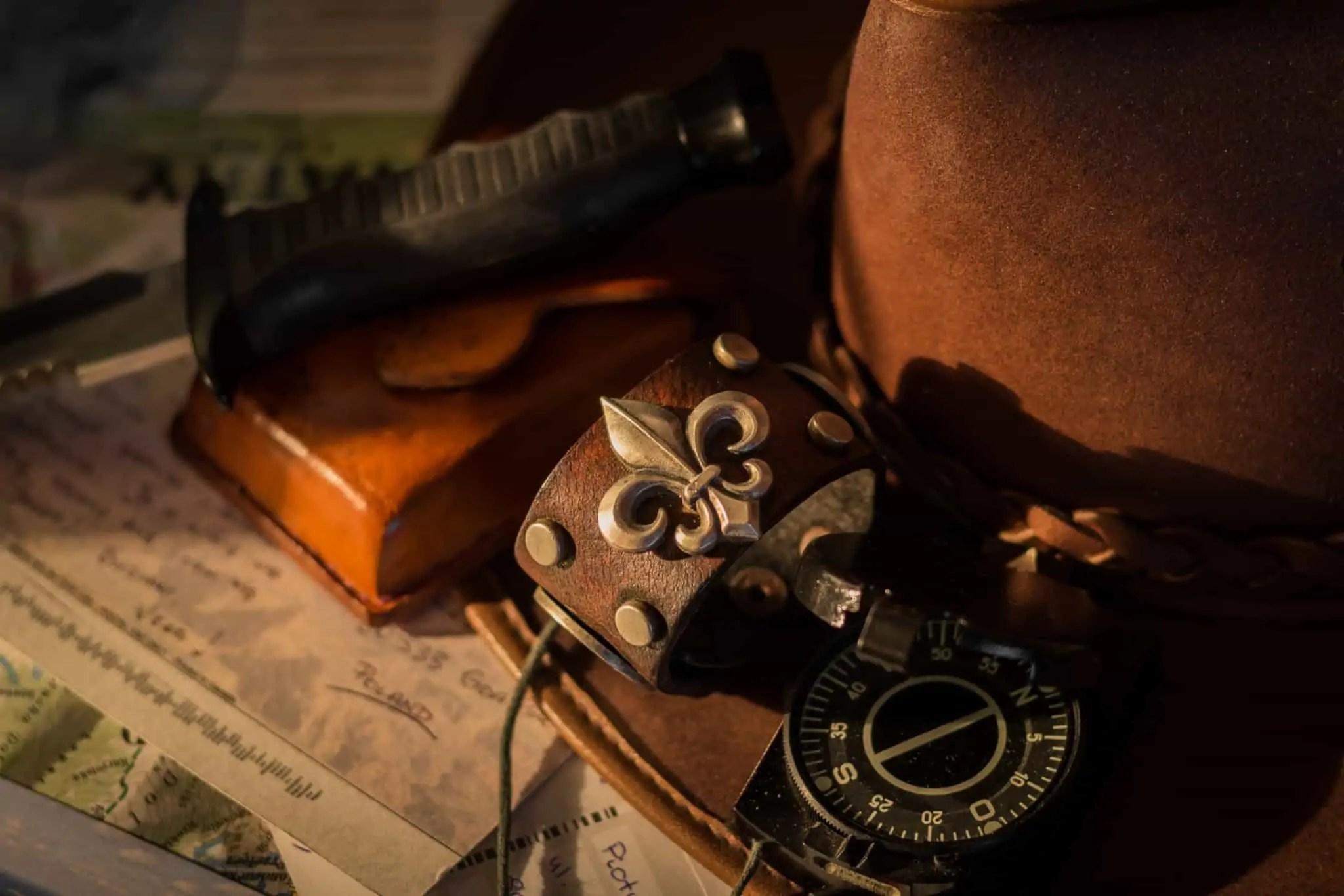Wyzwanie fotograficzne 7 dni dzień siódmy fotografia produktowa bransoletka lilijka 3
