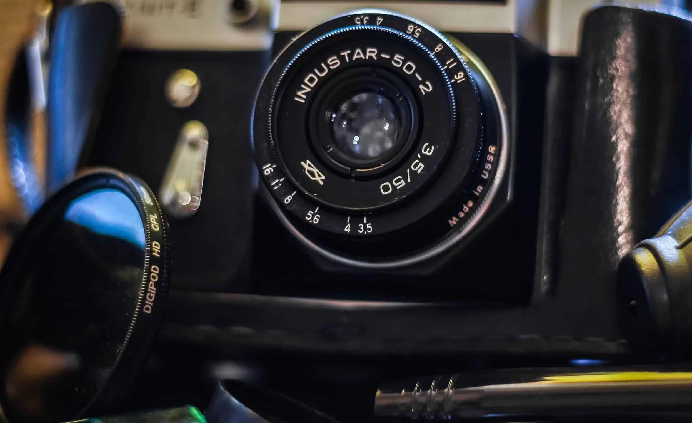 Fotografia produktu w aranżacji 4 - Najlepszy prezent dla fotografa jest darmowy. Resztę kupisz do 100 pln