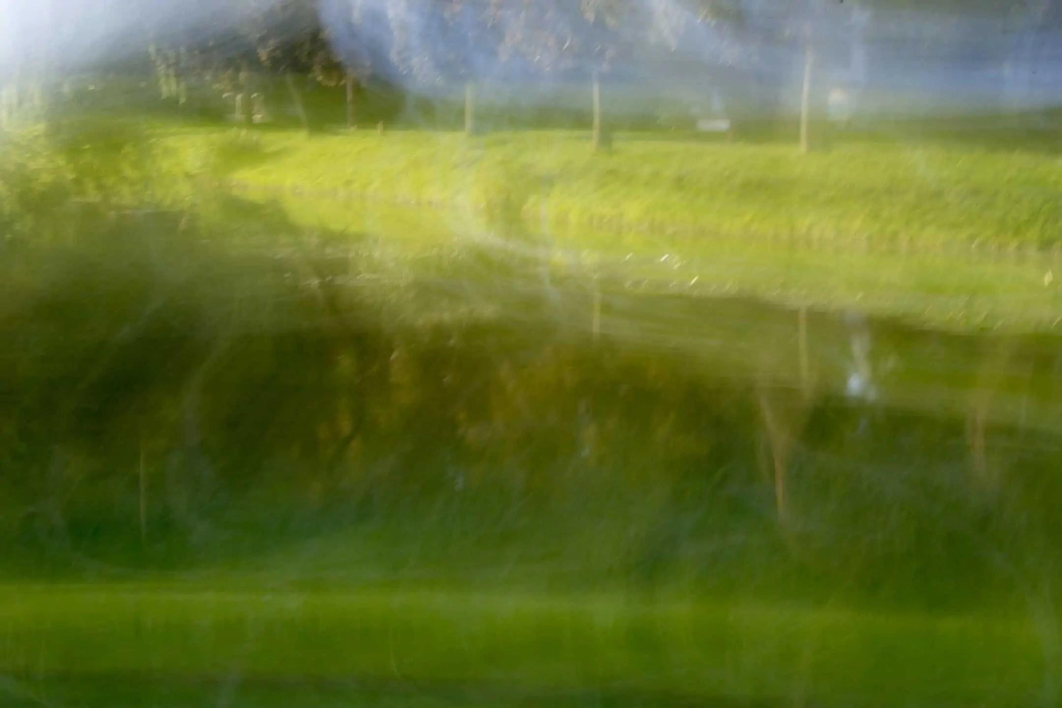 Abstrakcja w krajobrazie świadome poruszenie zdjęcia 2 - Zasady kompozycji - przewodnik po 20 regułach