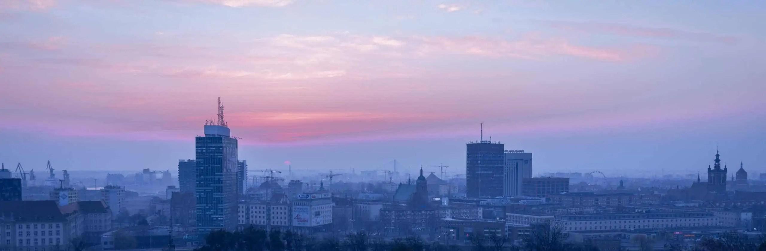 Wschód nad Gdańskiem pastelowe presety do lightroom Blue dabadee - Pastelowe presety do lightrooma - cała wiedza i ponad 7 filtrów