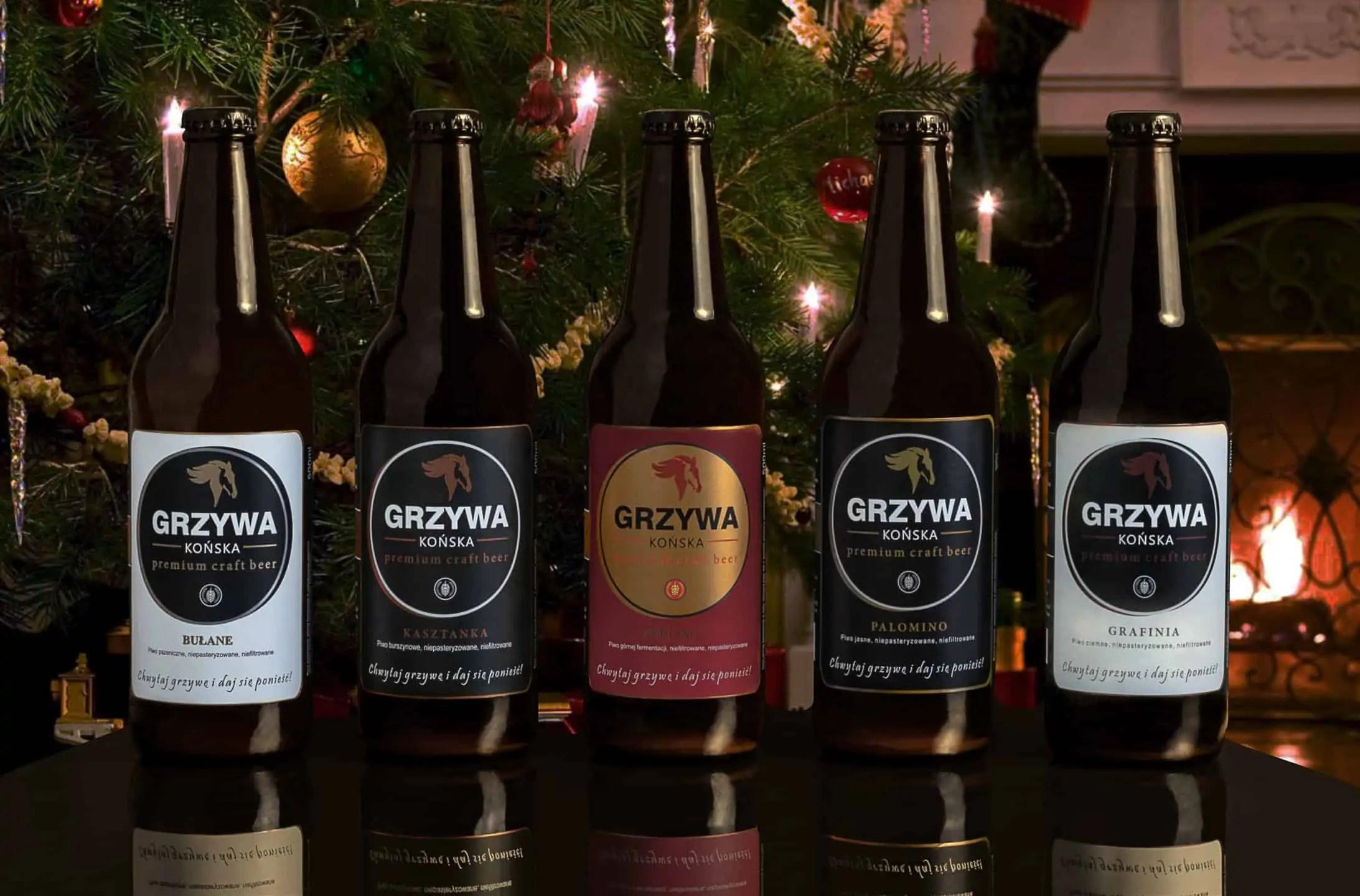 Browar Konska Grzywa wszystkie piwa - Najlepszy prezent dla fotografa jest darmowy. Resztę kupisz do 100 pln