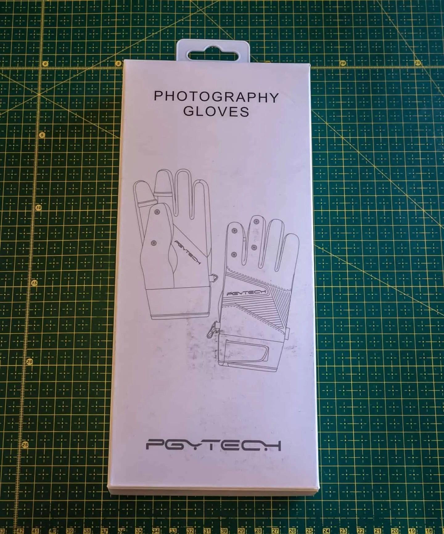 Rekawiczki fotograficzne pgytech 12 - Rękawiczki fotograficzne pgytech - 5 ważnych zalet