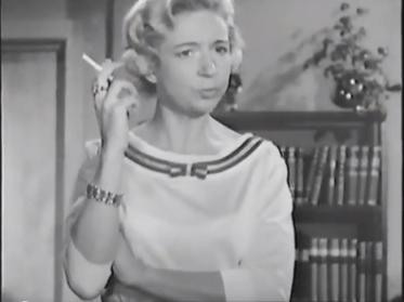 Hør på tante Edna! (Her i filmversjonen med Wenche Foss)