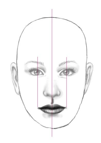 Rita ett ansikte