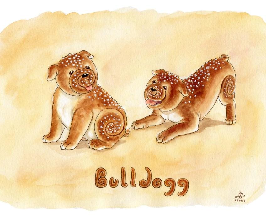 bulldogg ordvits
