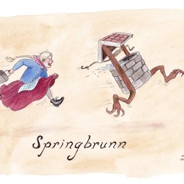 springbrunn illustration ordvits