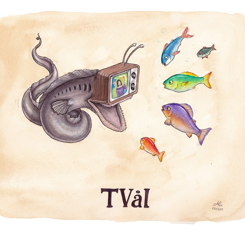 tvål illustration ordvits