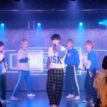 韓国アシズビ『Be My Love』日本デビュー記念LIVE初日~青い空と海が似合う爽やかナムチンドルAxisBと恋しよう!(2017年4月29日SHOWBOX)