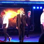【B:skitライブレポ】冷静と情熱、Coolでお茶目な韓国新人アイドルグループ・ビスキットの中毒性ある癒しのステージ(新大久保・代アニLIVEステーション)
