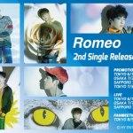 ROMEO JAPAN 2nd Single発売記念リリースイベント(6/12~17)詳細発表!~川口・お台場・たまプラーザ・豊洲・平和島
