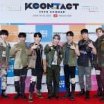 オンラインイベント『KCON:TACT 2020 SUMMER』~2日目フォトタイム(CRAVITY★GFRIEND★ITZY★PENTAGON)