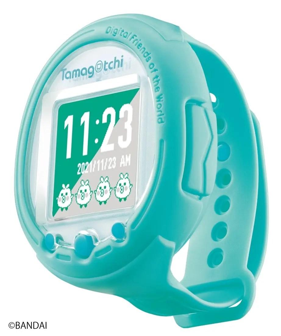 【たまごっち新作】バンダイ、腕時計型の「たまごっちスマート」を発売!初のタッチパネル搭載