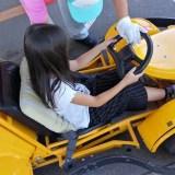 【新潟市中央区】鳥屋野交通公園でドライブ(ゴーカート)しようぜ!こどもと!