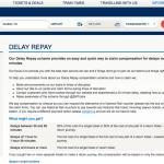 イギリスの特急電車が遅延した場合返還請求ができる話
