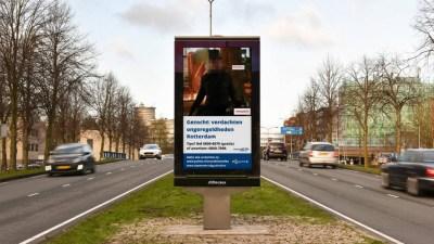 Rotterdamse avondklokrellers   te zien op grote schermen