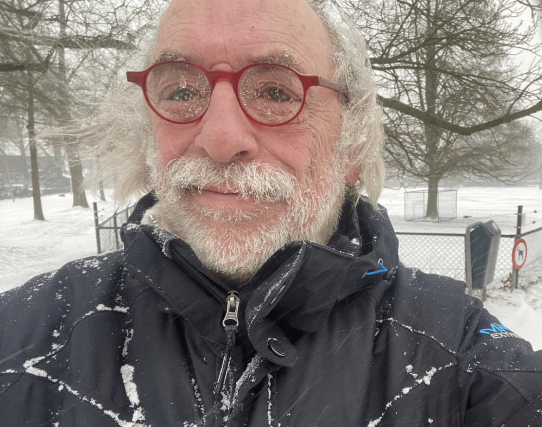 Gesproken column Leo Janssen over winters Laren