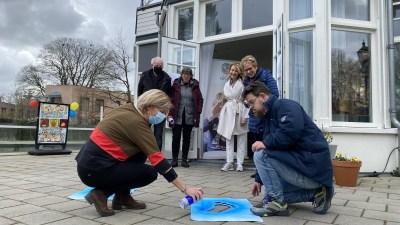 Jongeren met autisme exposeren hun werk uit het Papageno Huis in Laren