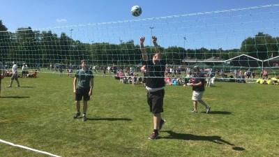 Volleybal Toernooi The Smashers gaat niet door
