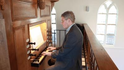 Zomerconcerten Johanneskerk: Beiaard en Orgel, Klaas de Haan en Tjalling Roosjen