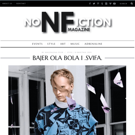 Non Fiction bola