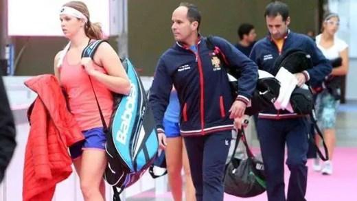 André Lopes: «Estamos orgulhosos do esforço e entrega das nossas atletas»