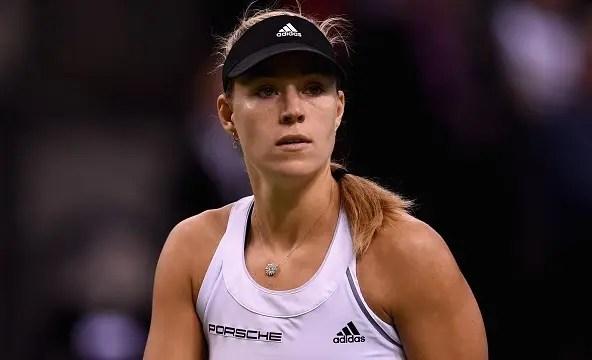 Bouchard e Kerber eliminadas em Antuérpia