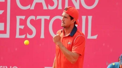 Garcia-Lopez trava Coric e faz 'meias' no Estoril Open