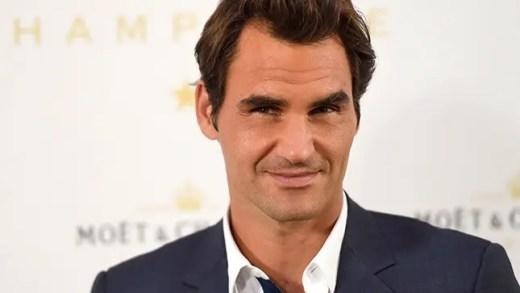 Federer eleito o Homem GQ da semana