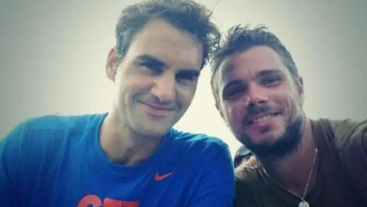 Federer comenta o fim da relação entre Norman e Wawrinka: «Não me surpreende»