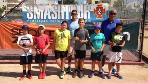 K-Open Smashtour 2015 – Zona Sul – Centro Ténis de Faro
