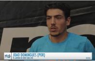 João Domingues vai subir ao top 250 e sonha com Roland Garros: «Claro que gostava de jogar um Grand Slam»