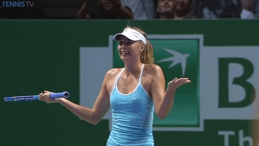 Sharapova conquista primeira vitória desde Wimbledon