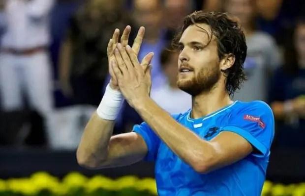 João Sousa chega à marca dos 25 quartos-de-final ATP na carreira