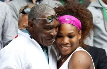 Richard Williams: «Pensei que a Serena ia morrer em 2011»