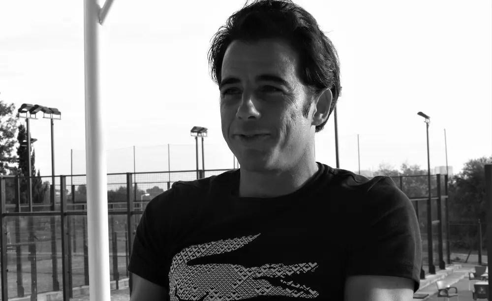 Os bastidores de uma conversa agradável com Frederico Gil