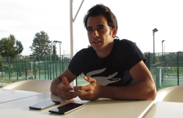 Frederico Gil: «Continuo com o sonho de ganhar o Estoril Open muito presente»