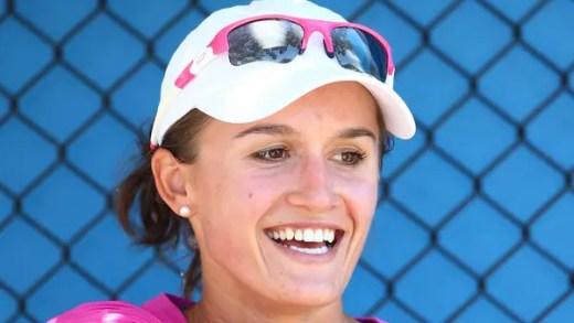 Arina Rodionova: casamento e play-off do Australian Open… no mesmo dia