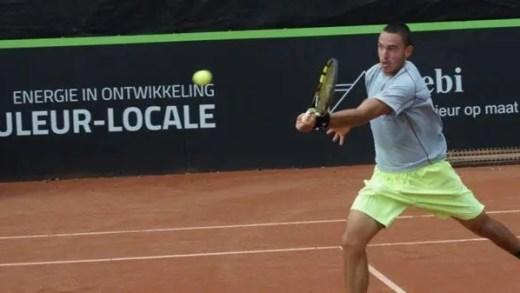 Gonçalo Oliveira entra a ganhar na República Dominicana
