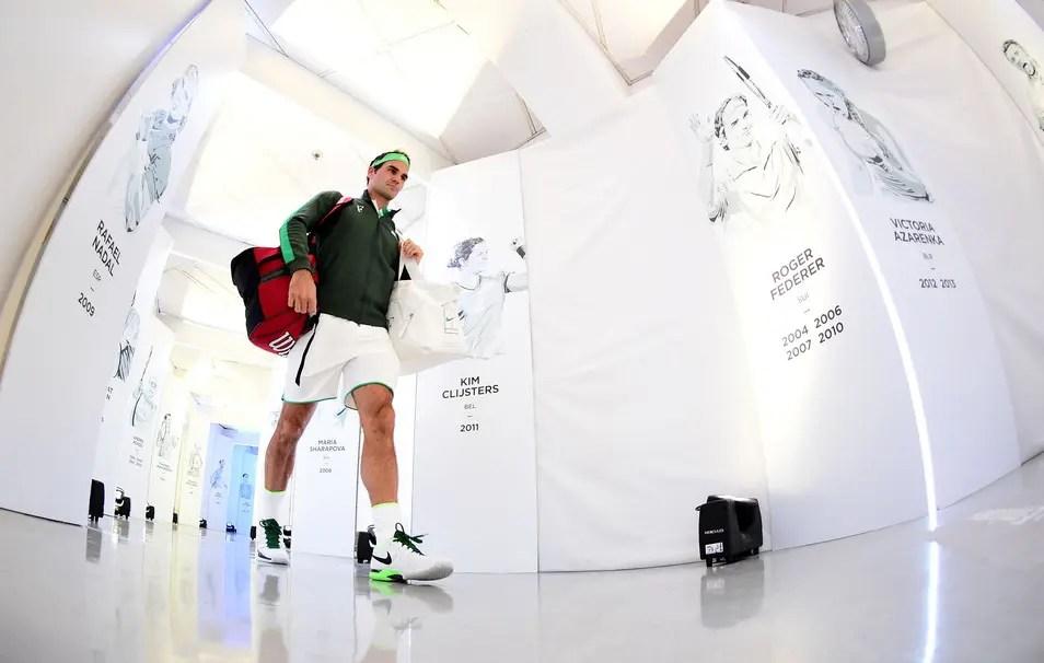 Federer sobre manipulação de resultados: «Adorava ouvir nomes»