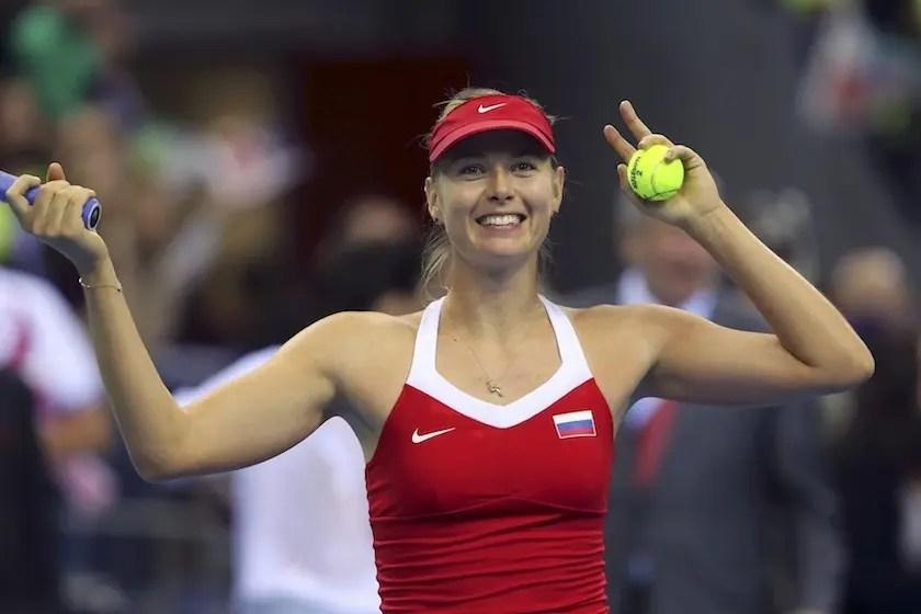Empresário de Sharapova garante: «Todos os torneios WTA me ligaram para lhe dar wild card. Todos»