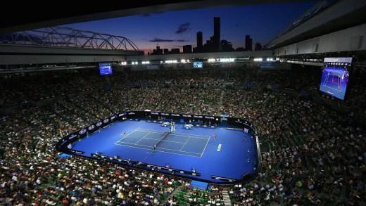 Conhecida a primeira desistência do Australian Open